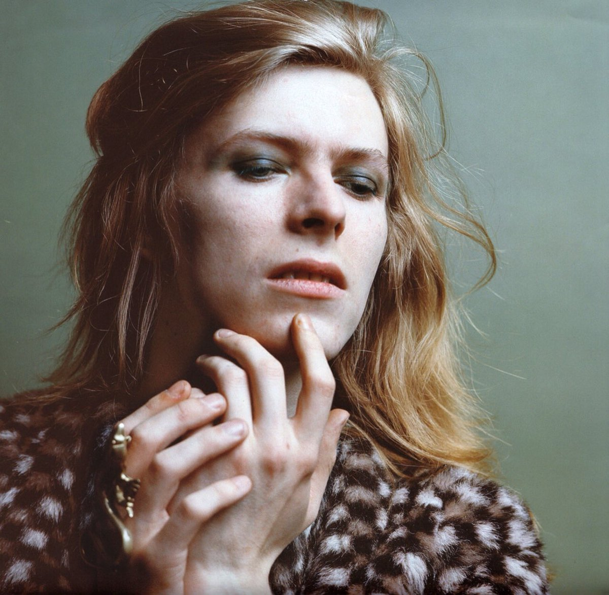 Vintage Pics On Twitter David Bowie Hunky Dory Photoshoot 70s