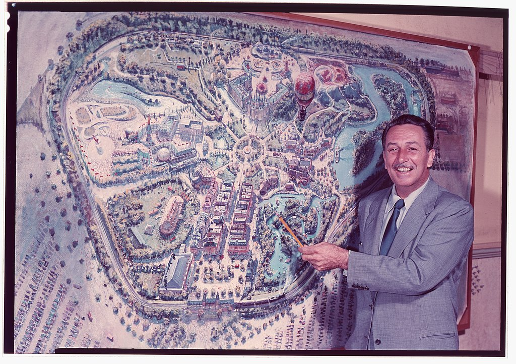 Disneyland opened #OnThisDay in 1955. Learn more and take a virtual trip with our @CSPANCities who visited Anaheim in 2016: cs.pn/29MDObM #Disneyland65