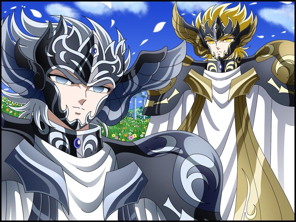 [Anime do Mês] - Os Cavaleiros do Zodíaco Cnk7GFvWEAUsD3B