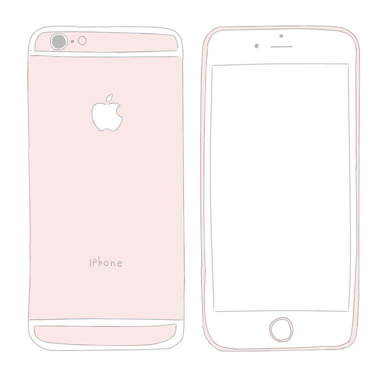 Sorane澪桜 On Twitter Iphone6sかいてみたのです これも結構