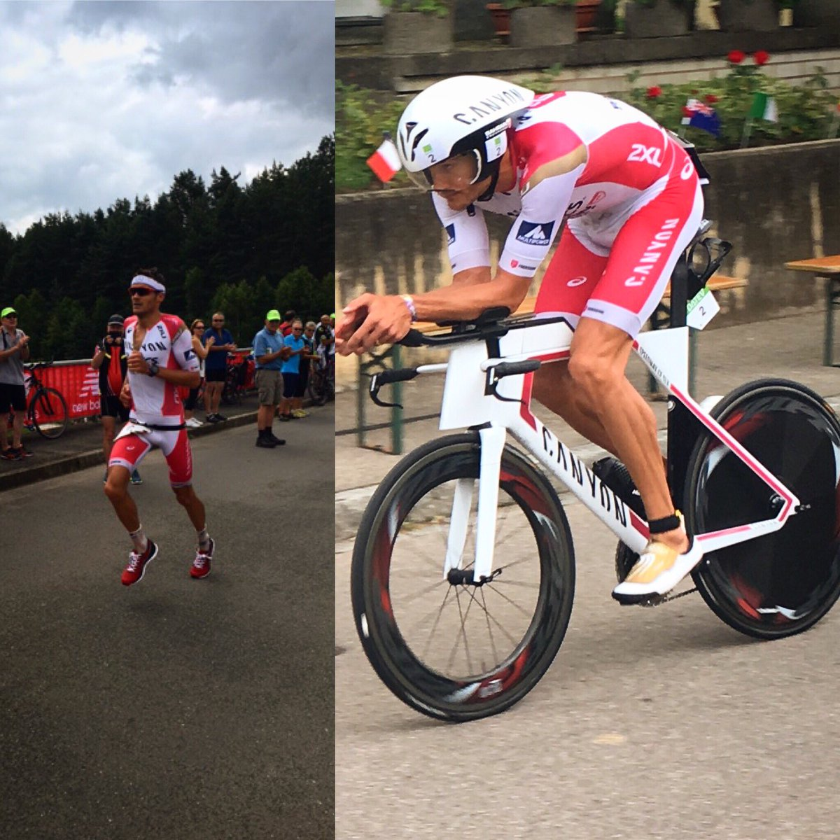 Masterpiece performance. Massive congrats to the new World record holder @janfrodeno 7:35:39 hrs #ChallengeRoth https://t.co/O84nmBMdOC