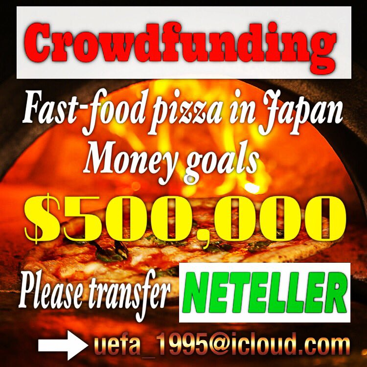 Nàpoli-pizza combines a subway and McDonald's fast food restaurants. #crowdfunding #project https://t.co/9XEPYSUKGL