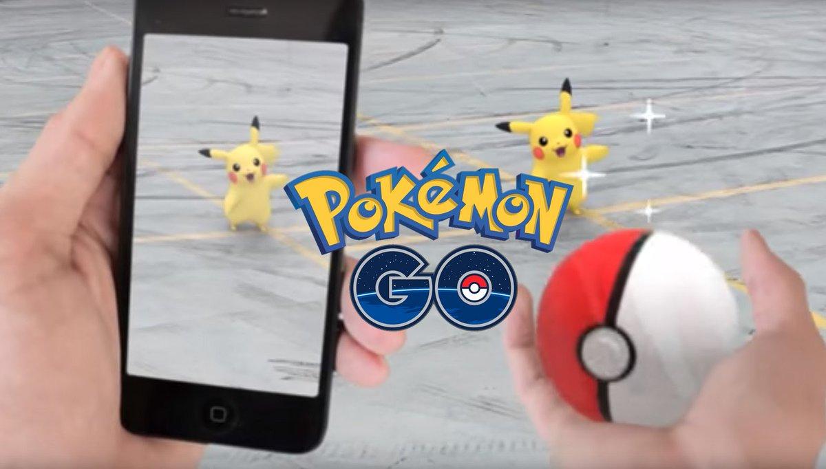 Sparano a due giocatori di Pokemon GO negli USA