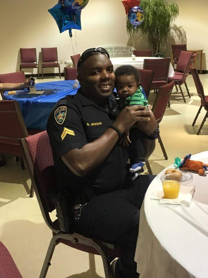 Baton Rouge police officer wrote a heartbreaking Facebook post 2 weeks before he was killed