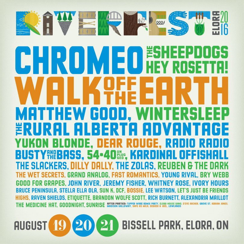 Riverfest Elora On Twitter Did You Notice Our Rfe16 Poster Is