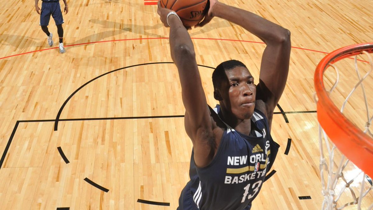 Cheick Diallo was surprisingly solid for New Orleans at the 2016 NBA Summer League.