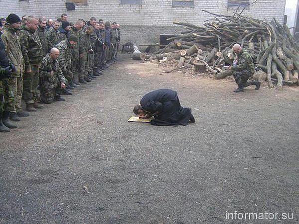За минувшие сутки террористы 64 раза обстреляли позиции сил АТО, - штаб - Цензор.НЕТ 6218