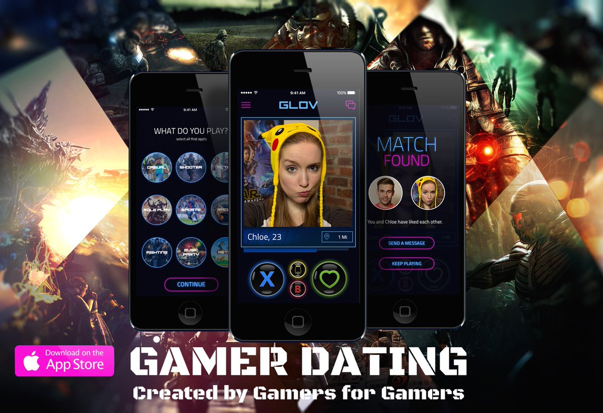 dating app for gamere