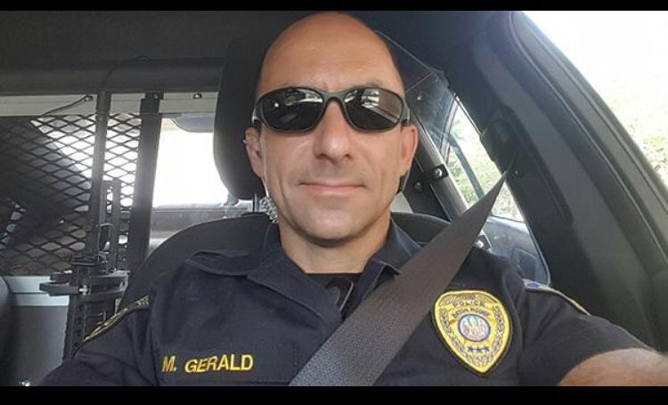 Another fallen #BRPD officer, #MatthewGerald was a father and husband. Praying for his family and those he touched. https://t.co/0mIWfKJLta