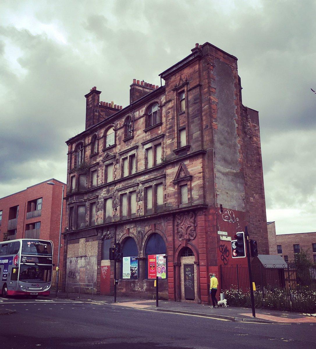 Derelict Glasgow Derelictglasgow Twitter