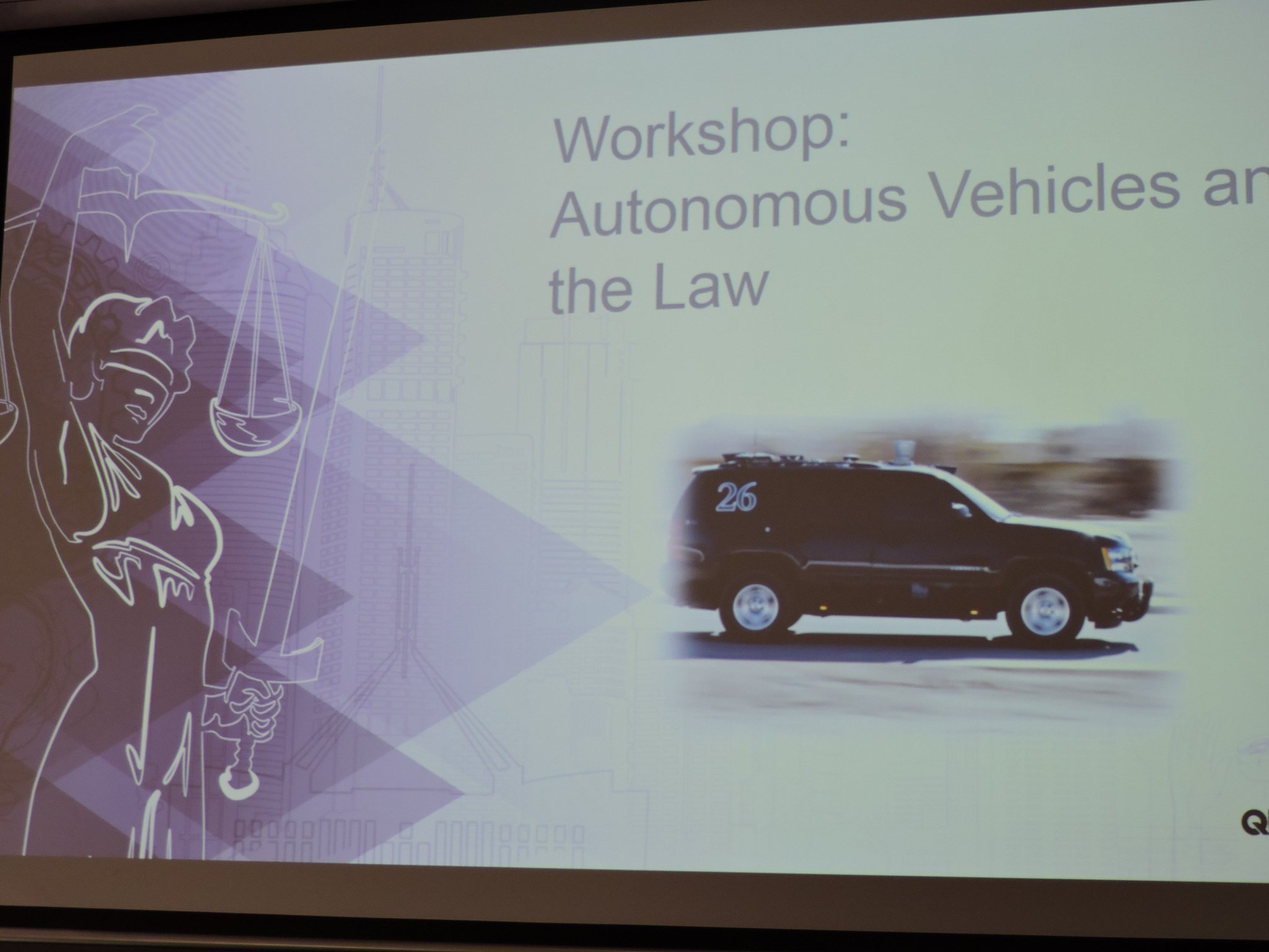 Thumbnail for Autonomous Vehicles and the Law