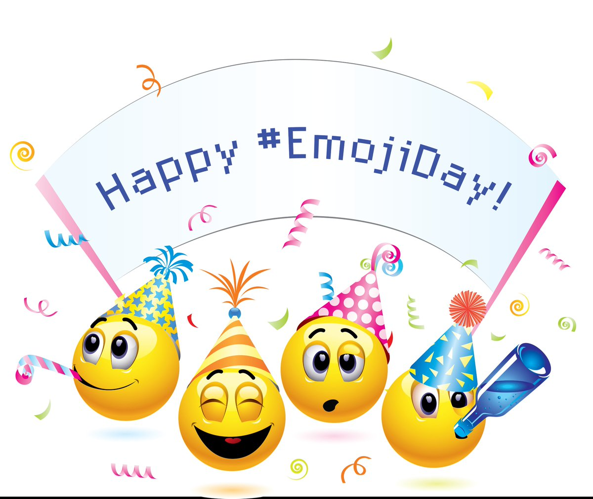 Emoji Day On Twitter Happy Were Giving Away