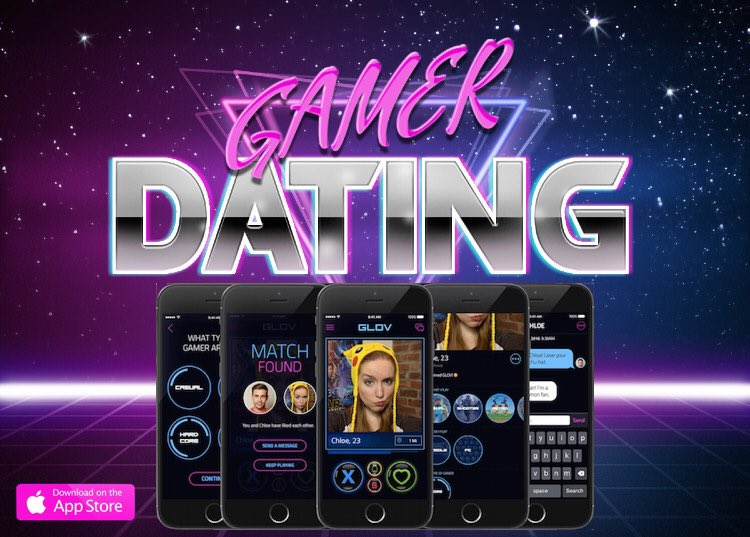 Gamern Dating-App