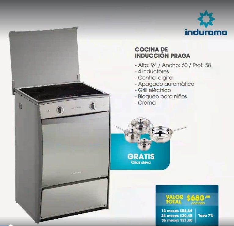 Cocinas inducci n cocinasinduxion twitter - Cocina de induccion ...