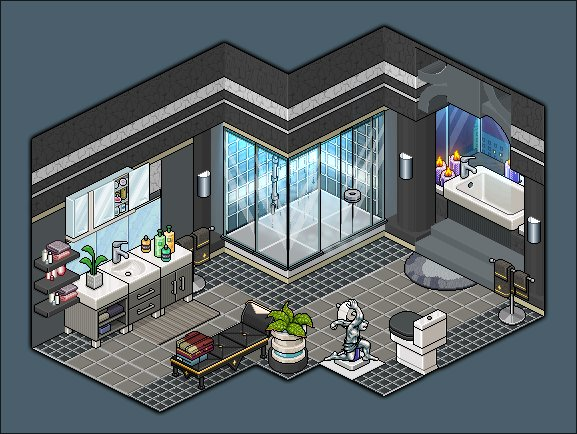 Cutiezor on twitter modern bathroom design https for Design hotel games