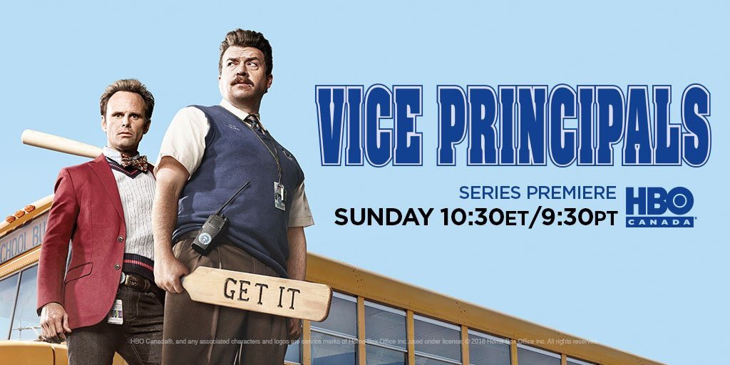 Vice Principals - Official Website for the HBO Series