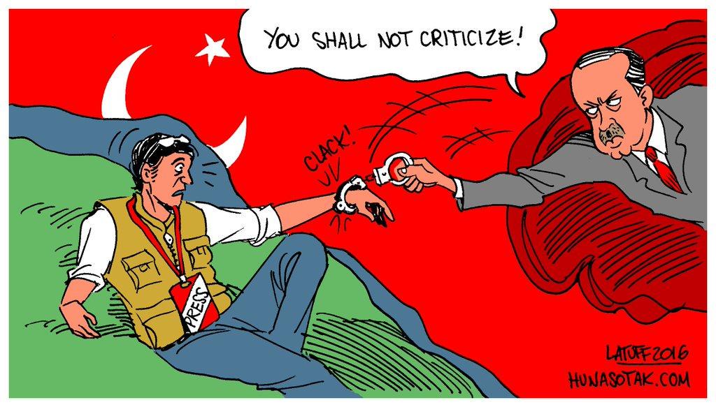 WikiLeaks готов раскрыть документы о структуре политической власти Турции
