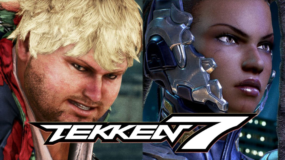 Yellowmotion On Twitter Bob Robert Richards And Master Raven New Character Official Tekken 7 Reveal Trailers Https T Co A1utdfvh8i