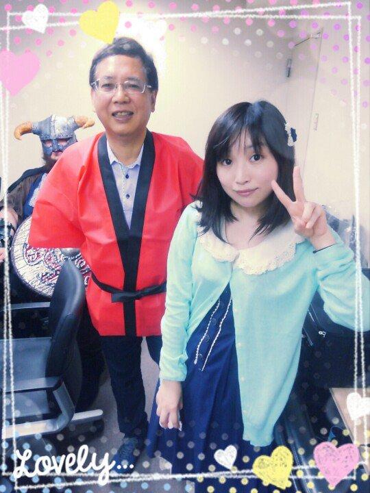SNEの安田社長とパシャリ( ´艸`) #tgff https://t.co/mmyasLlOf1