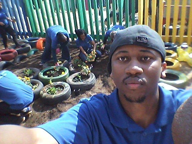 Planting a new life #AfrikaTikkun #SageFoundation @SageGroupZA https://t.co/F1EW322kWM