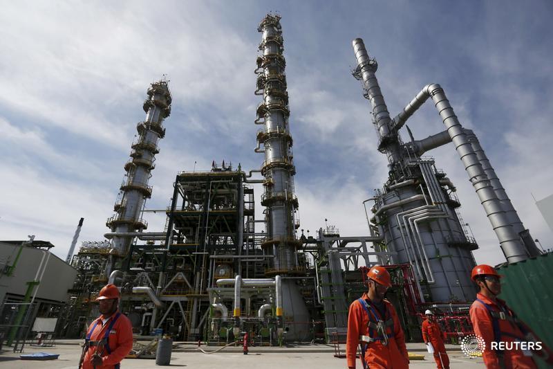 Нефть дорожает на фоне ослабления беспокойств о Турции