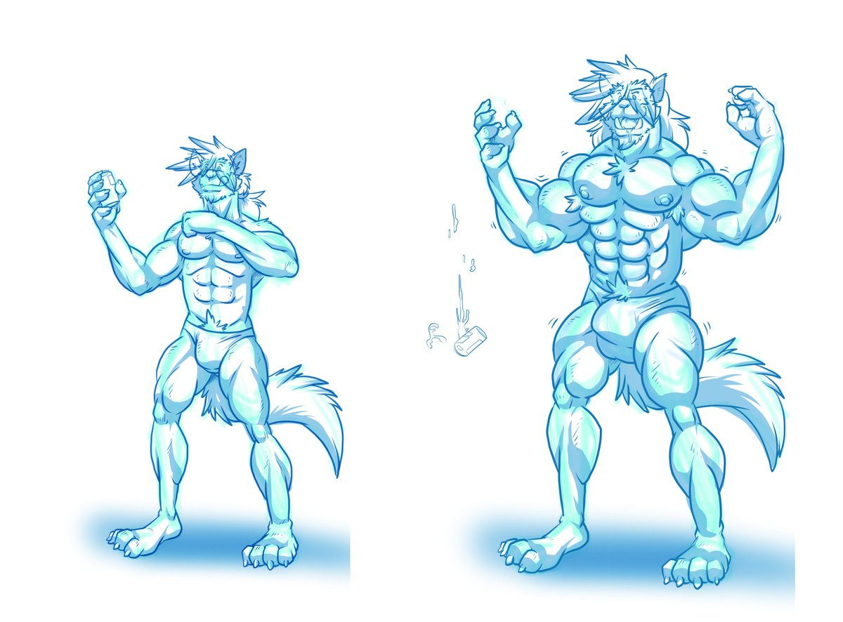 Rackun Wuff On Twitter Muscle Growth Brute Tf I Would Like To Have Your Ideas Of What Should Grow Next Part Two The Sequence