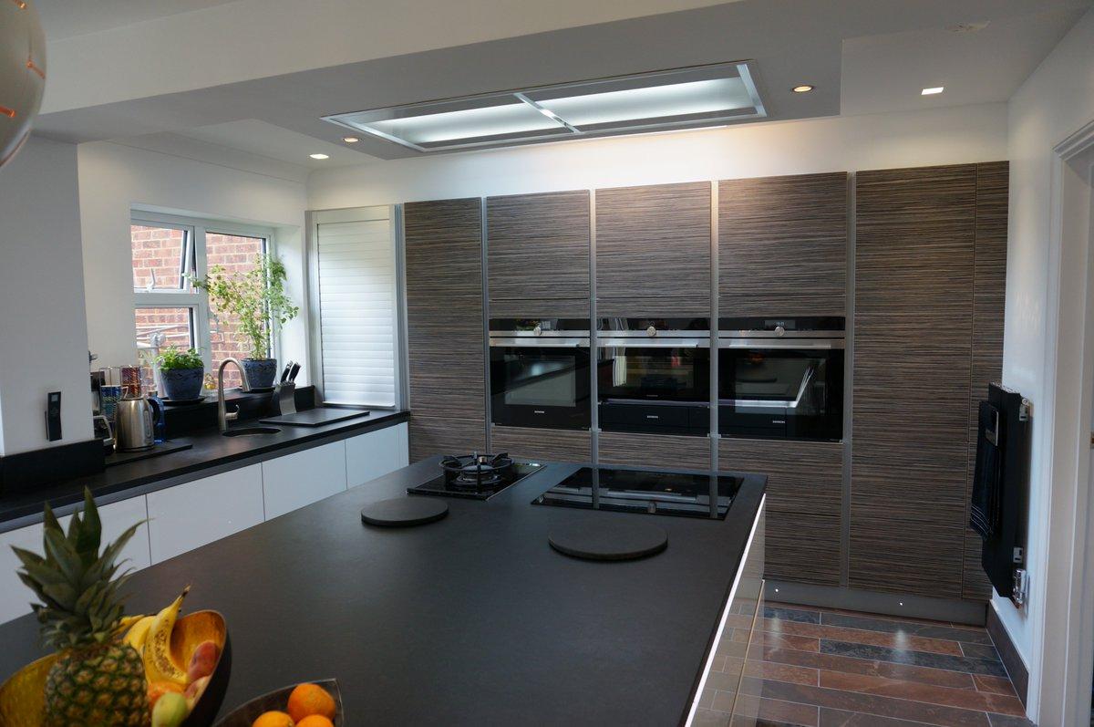 Another Beautiful Kitchen Finished! White Gloss #handleless U0026 Zebrano Mocha  Doors. @Masterclasskitc #chelmsford 1/3pic.twitter.com/VCwQrVaIW4 Part 24
