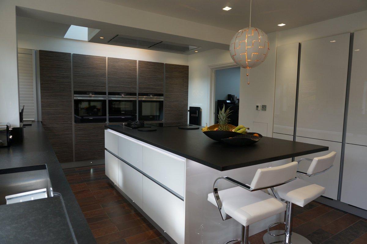 Beautiful Another Beautiful Kitchen Finished! White Gloss #handleless U0026 Zebrano Mocha  Doors. @Masterclasskitc #chelmsford 1/3pic.twitter.com/VCwQrVaIW4 Part 22