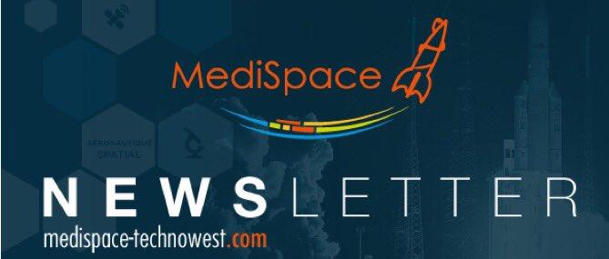 La 2eme #newsletter de #MediSpace est en ligne avec projet #Spring, @DlAdditive, @Cybermed2016, #Hackinghealth  ...