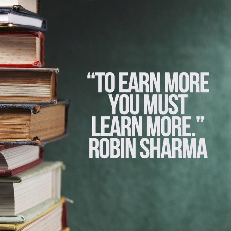 Image result for learn more to earn more