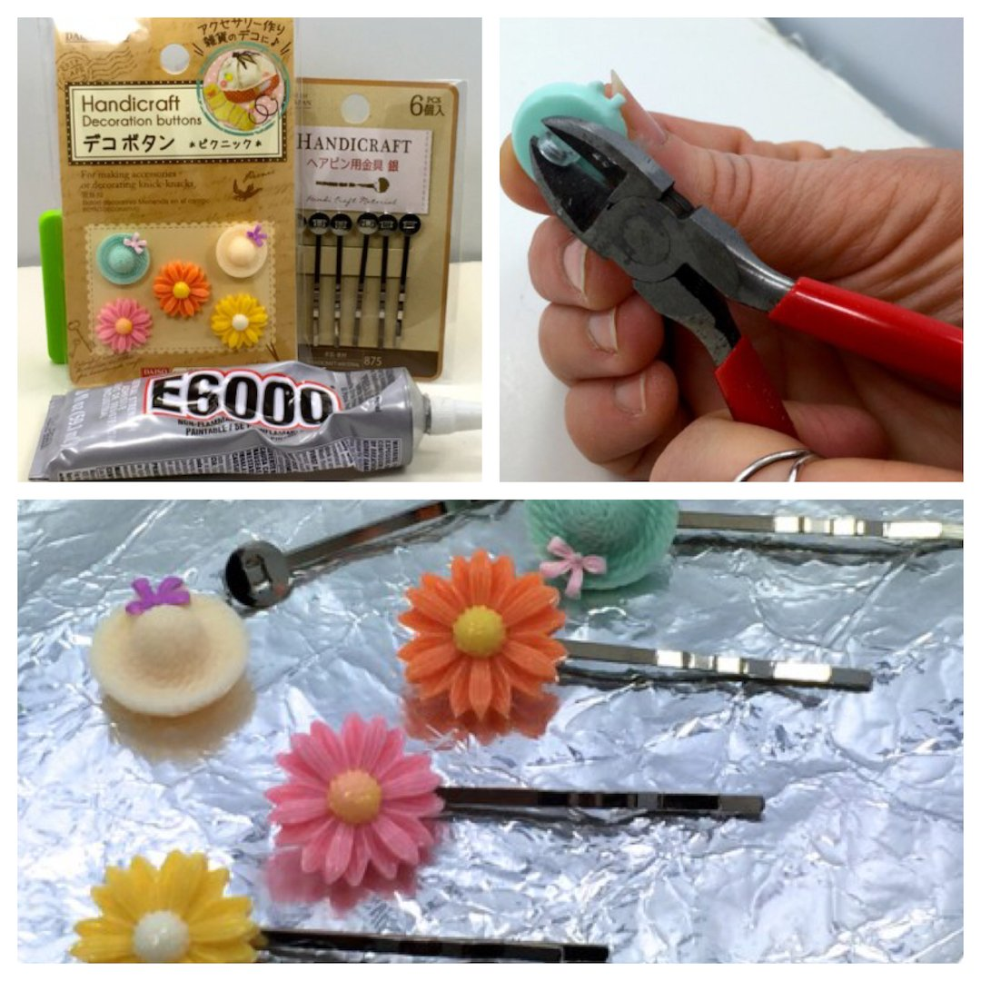 Still time to celebrate summer with this quick and easy bobby pin project! https://t.co/FHIGKLRP4Z #summer #crafts https://t.co/gcq60600Ly