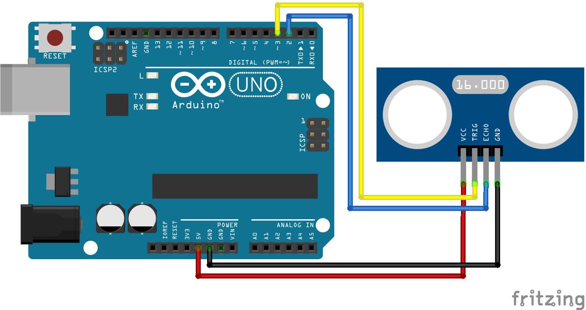 Sensor ultrasonico HC-SR04 Tutorial HeTPro