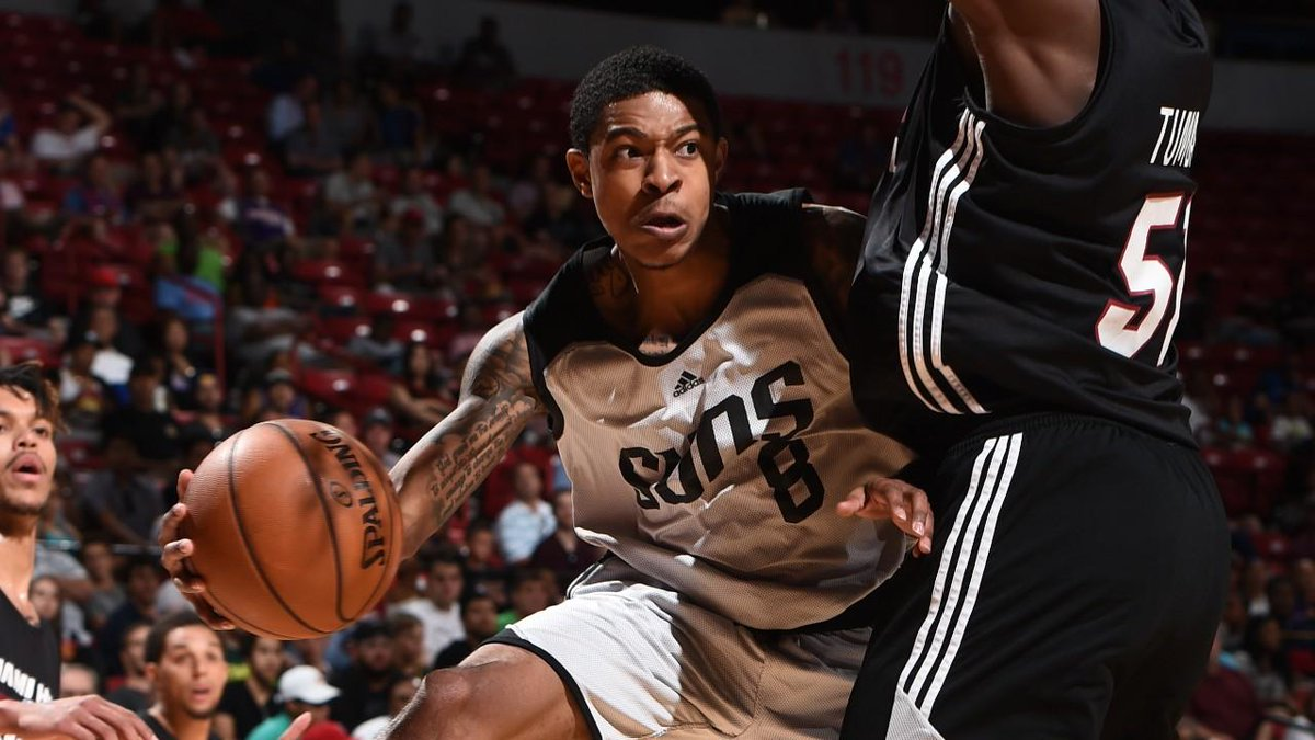 Tyler Ulis was named to the All-Tournament team after an impressive showing at the 2016 NBA Summer League.