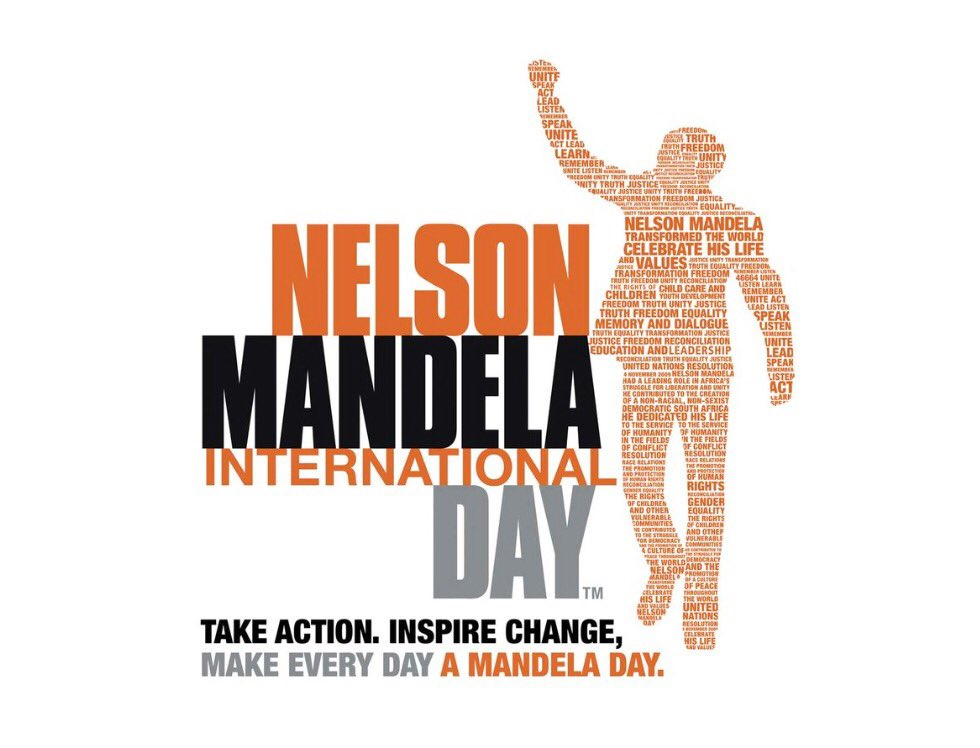 nelson mandelas struggle for peace and equality of all races