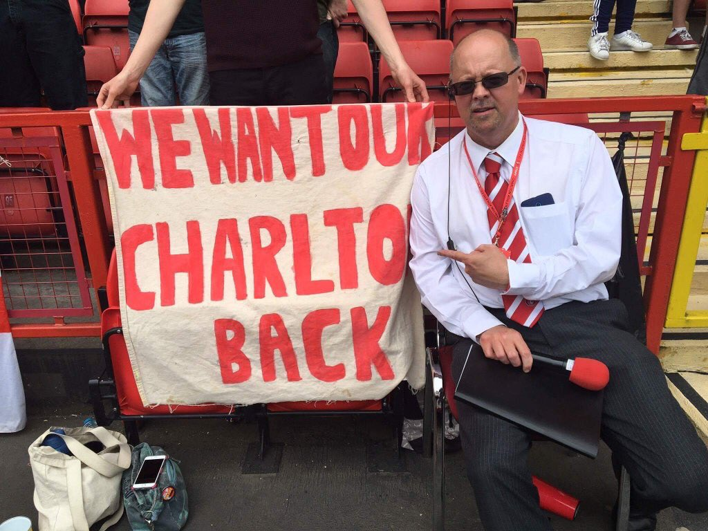 FULL STATEMENT: @BigDL has left his position as stadium announcer at The Valley. https://t.co/7Oh3nVJJ8K #cafc https://t.co/UqNYGGTm3G