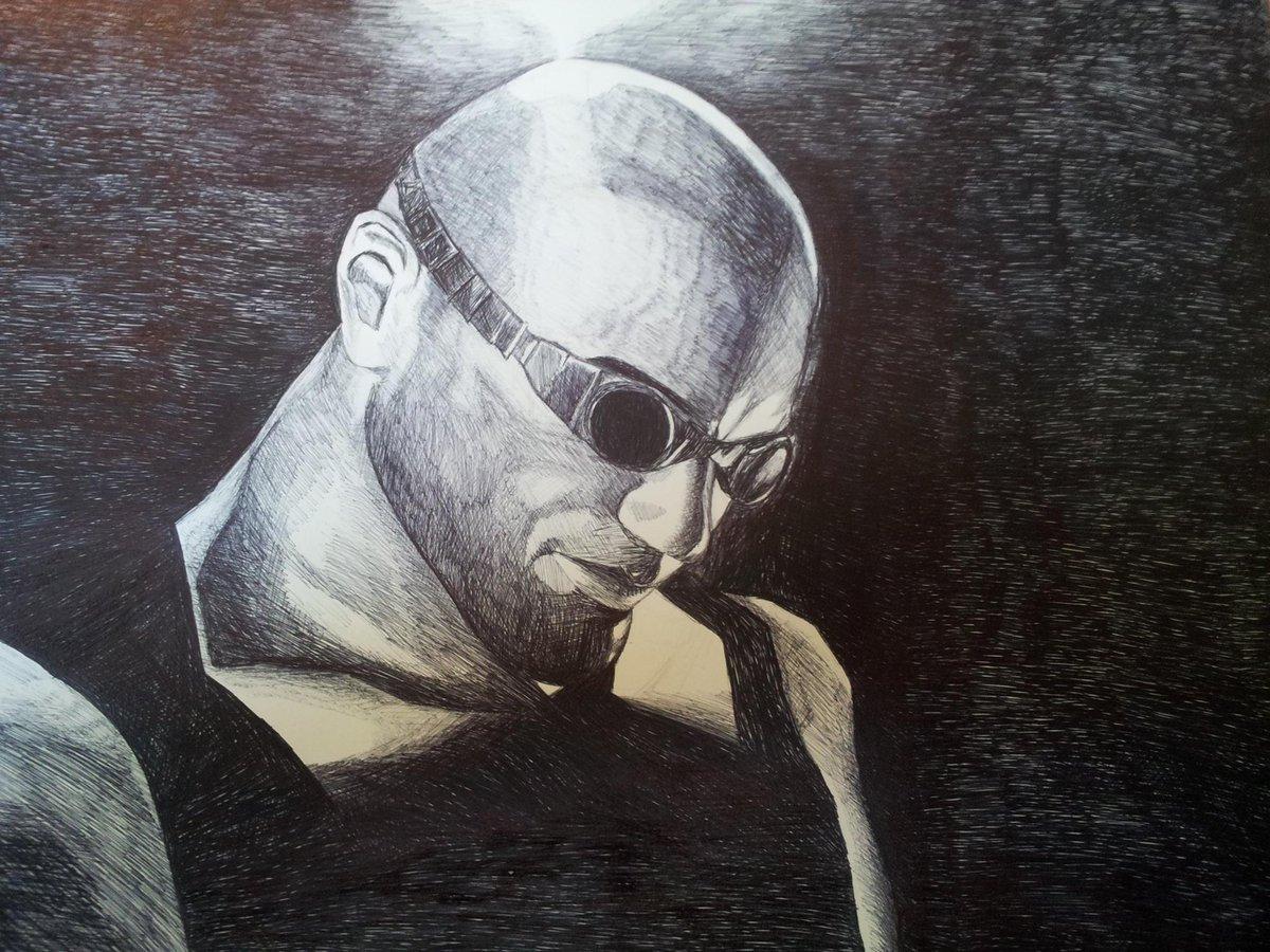 HAPPY BIRTHDAY, Vin Diesel!! #MarkSinclairVincent  #Riddick #BucketList #HappyBirthdayVinDieselpic.twitter.com/gSHeBcVX3p