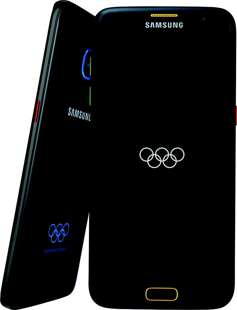 Buy now-Only 2,016 unlocked Galaxy S7 edge Olympic Games Limited Edition phones @BestBuy https://t.co/XbaqqTOXXK #ad https://t.co/lNsN9DQFcD