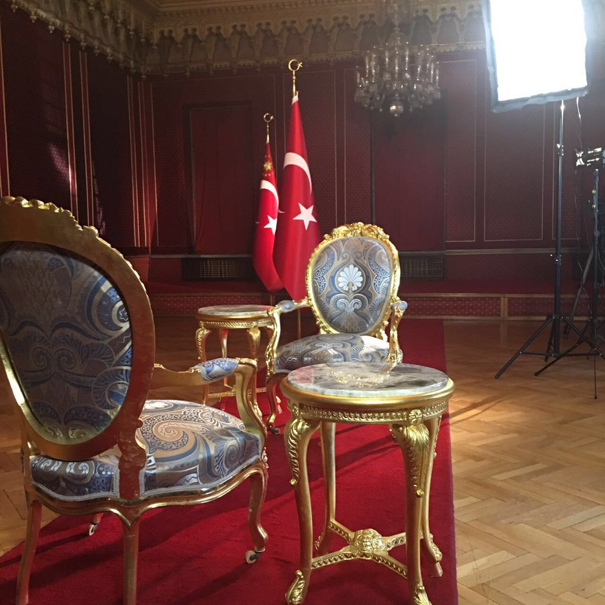 In Turkey for a @cnni world exclusive with President #Erdogan. It's his very first interview since the coup attempt. https://t.co/v7zt9ATGBB