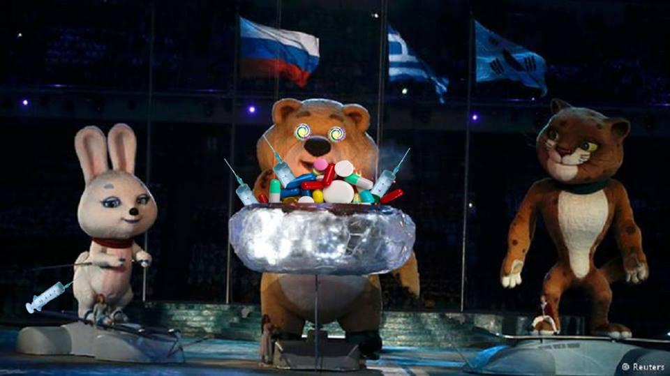 Министерство спорта России руководило манипуляциями с допинг-пробами на Олимпиаде в Сочи, - WADA - Цензор.НЕТ 2528
