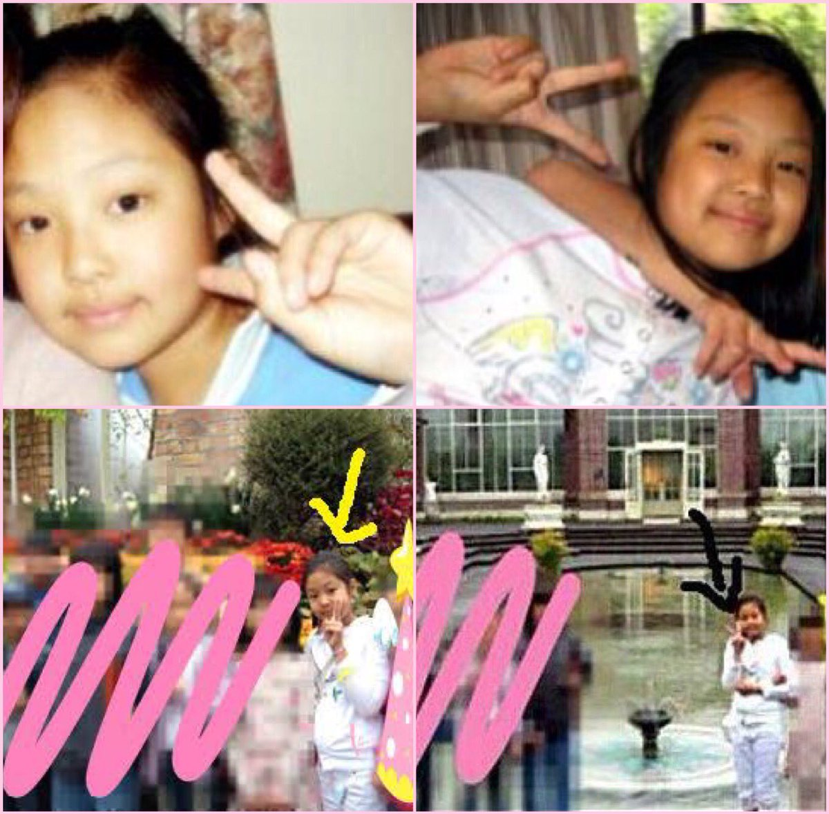 Download Lagu Black Pink Jennie: Jennie Blackpink Childhood Photos