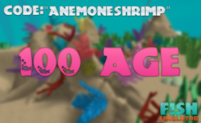 Ricky On Twitter Use Code Anemoneshrimp For 100 Age In The