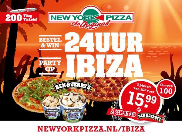 New York Pizza On Twitter Onze Zomeractie Is Van Start Koop Nu