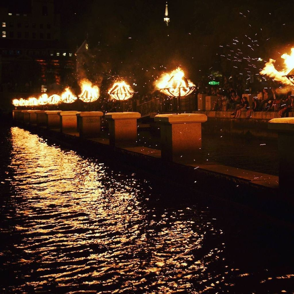 The fires will be burning brightly again this weekend. Join us on Saturday, July 23rd for a full lighting sponsored… https://t.co/ifZk0K9z9Y