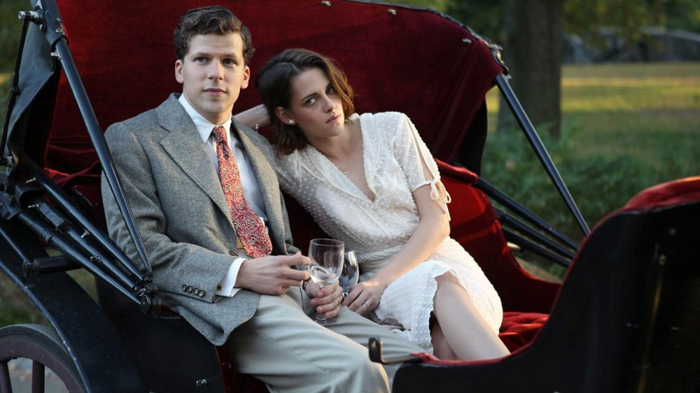 CAFE SOCIETY is a light, good-looking film that resurrects some of the Woody Allen charm. https://t.co/IpBnlaH4o8 https://t.co/gVeh3MKbhE