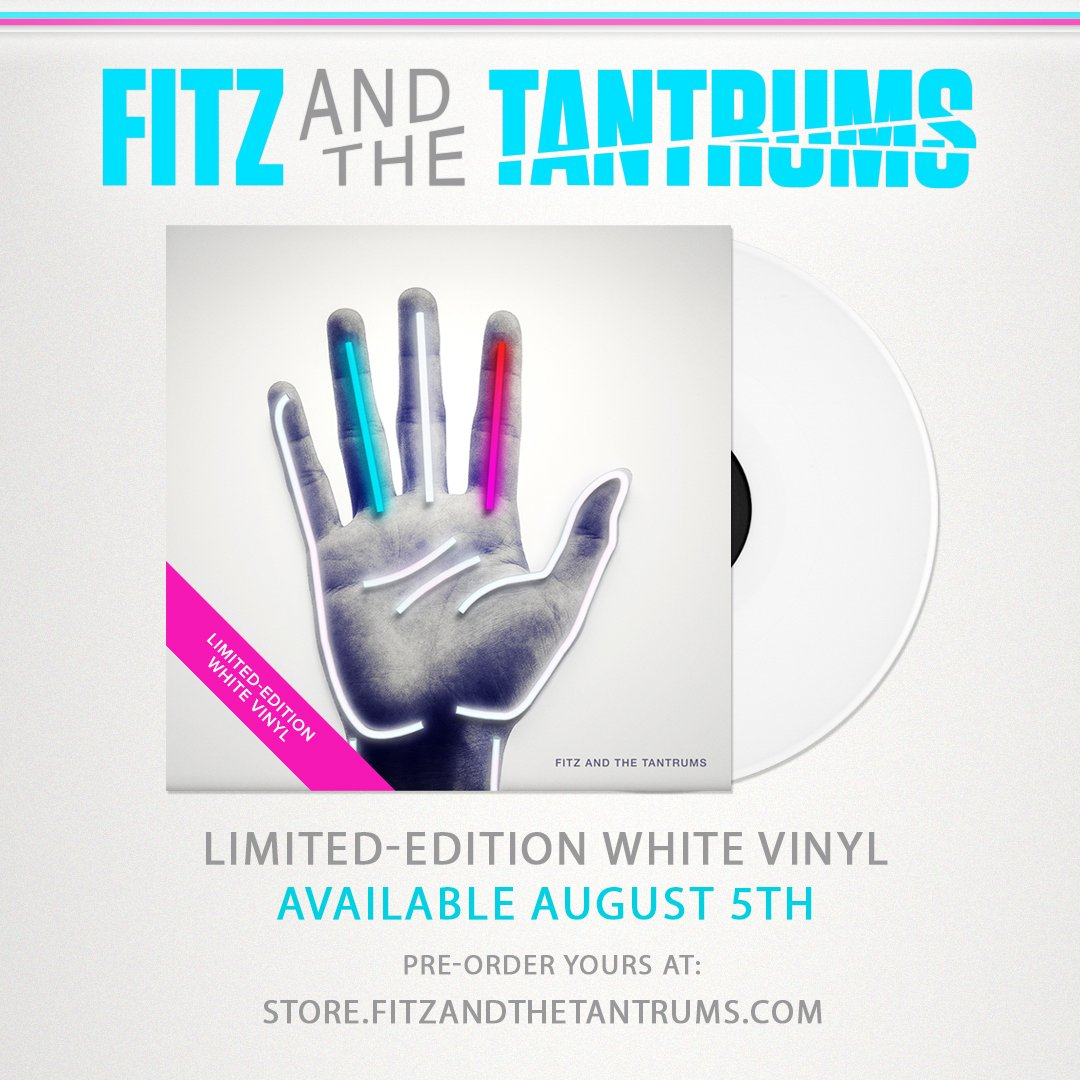 maybe yes fitz and the tantrums - HD 1080×1080