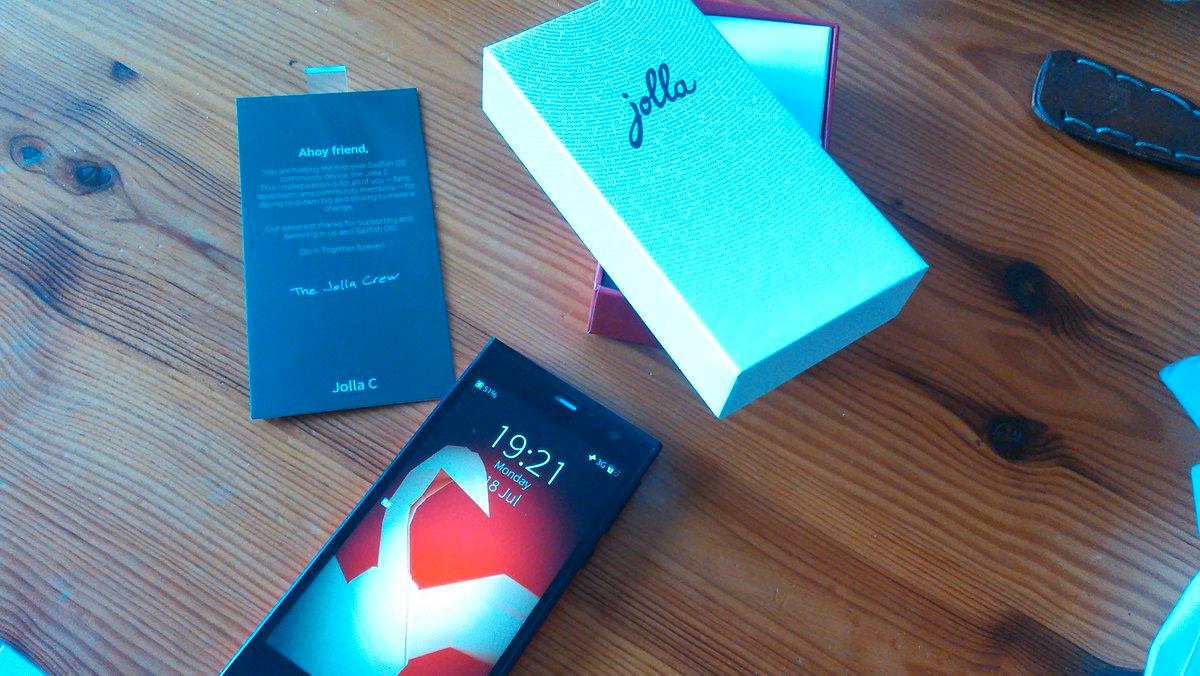 Android ve iOS'a Alternatif Mobil İşletim Sistemi Sailfish
