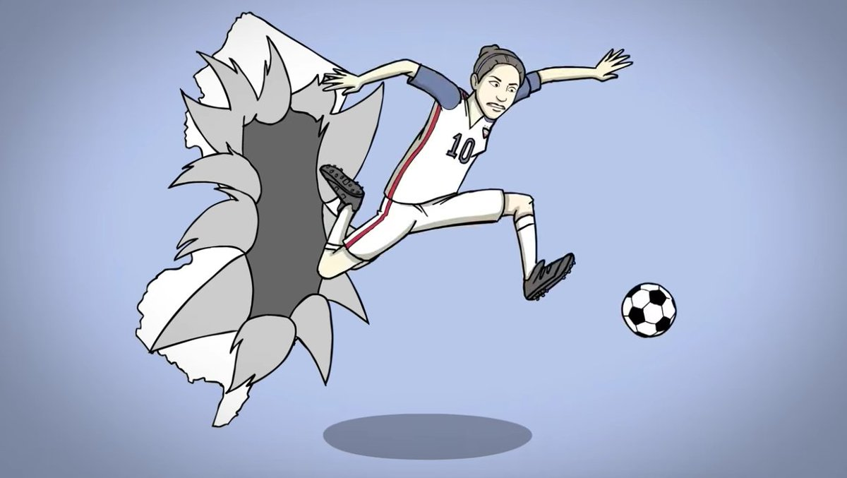 WATCH: The #USWNT gets animated! We have all 19 videos for you right here https://t.co/bIW1qSDF4T