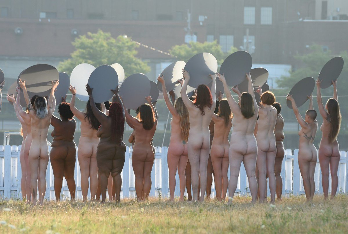 100 Nude Women Protest Trump At The Rnc  Scoopnest-2581