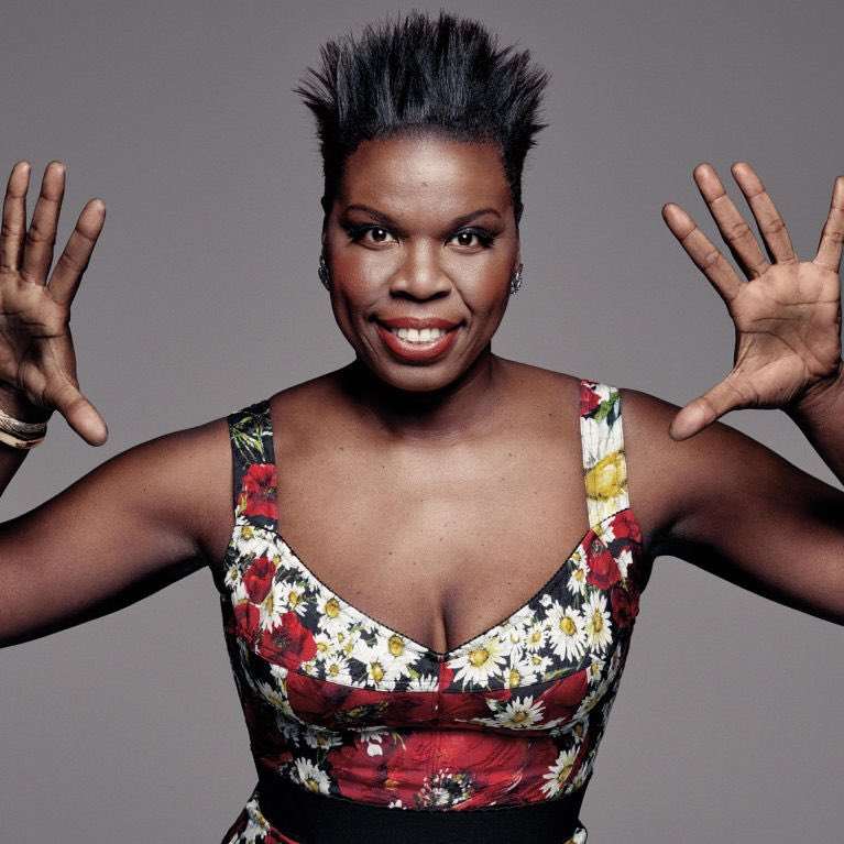 Celebs Tweet Support For Leslie Jones After She Was The Victim Of Racial Abuse
