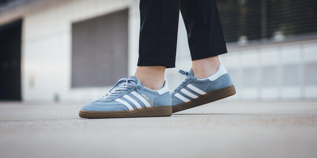 Adidas Spezial - Light Grey/Footwear